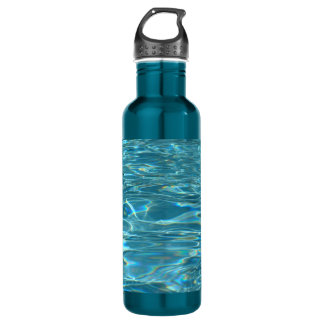 Tranquil Waters 24oz Water Bottle