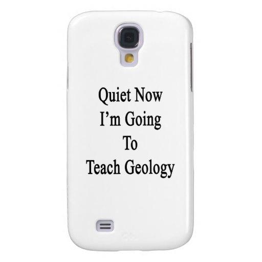Tranquilidad ahora voy a enseñar a la geología