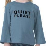 Tranquilidad por favor camiseta