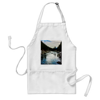 """""""Tranquility"""" Adult Apron"""