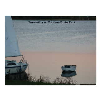 Tranquility at Codorus State Park Postcard