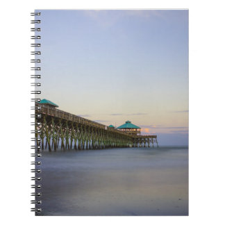 Tranquility At Folly Notebook