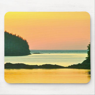 Tranquility Bay Mouse Pad