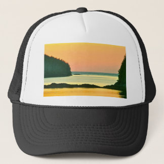 Tranquility Bay Trucker Hat