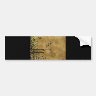 Tranquility Bumper Sticker