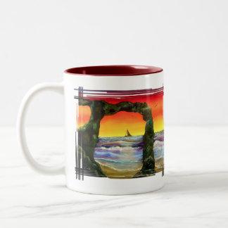 Tranquility Coffee Mugs