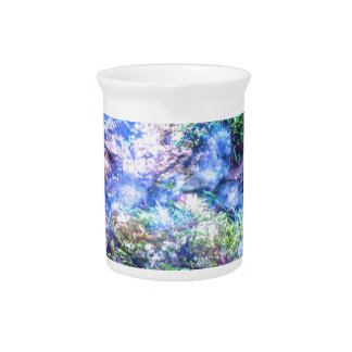 Tranquility Falls Drink Pitcher
