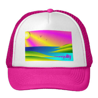 Tranquility Mesh Hat