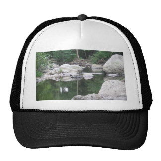 Tranquility Trucker Hats