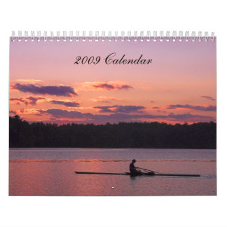 Tranquility in Nature Calendar