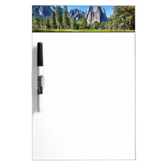 Tranquility In Yosemite Dry-Erase Board