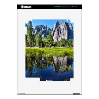 Tranquility In Yosemite iPad 3 Skin