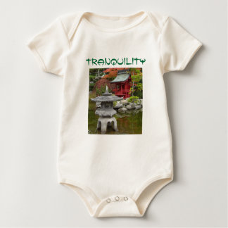 tranquility infant onsie creeper