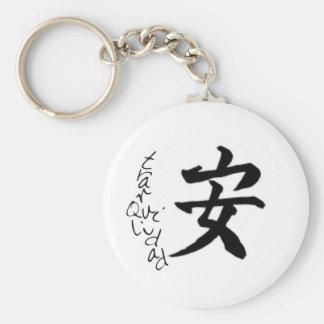 Tranquility Keychain