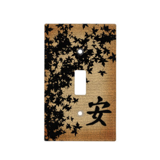 Tranquility Light Switch Cover
