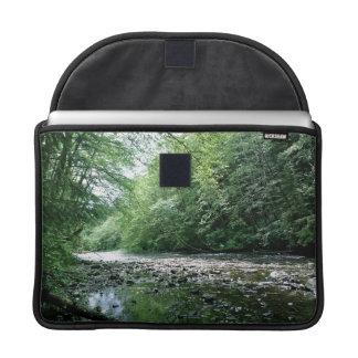 Tranquility Macbook Pro Laptop Sleeve