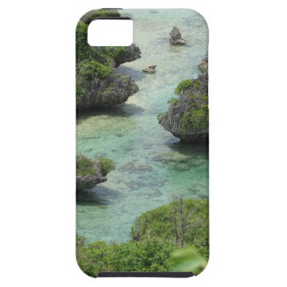Tranquility of the ocean iPhone SE/5/5s case
