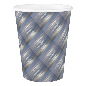 Beach Themed TRANQUILITY Paper Cup