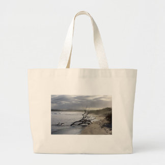 Tranquility paradise beach Galapagos Islands Canvas Bags