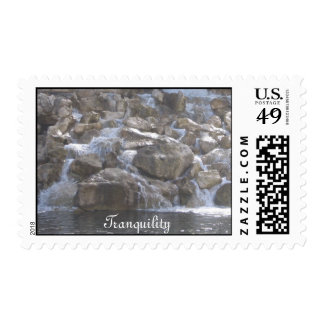 Tranquility Postage Stamp