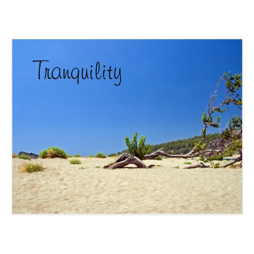 Tranquility Postcards