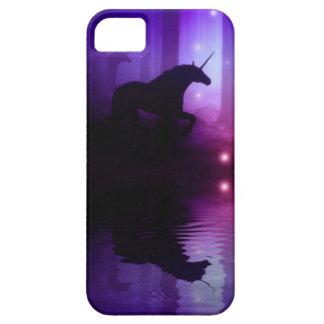 Tranquility Purple Unicorn Iphone 5 Case