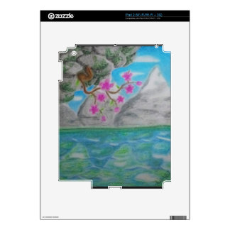 Tranquility Skin For The iPad 2