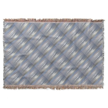 Beach Themed TRANQUILITY Throw Blanket