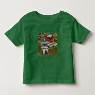 tranquility toddler shirt