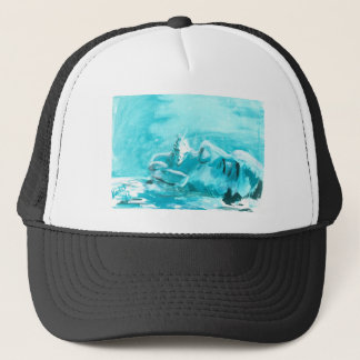 Tranquility Trucker Hat