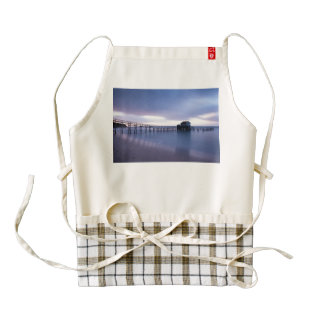 Tranquility Zazzle HEART Apron