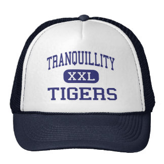 Tranquillity - Tigers - High - Tranquillity Hats