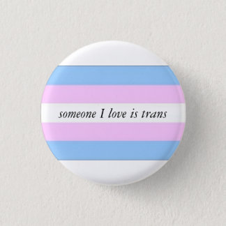 Trans ally button