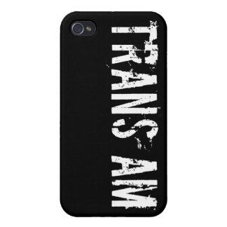 Trans Am iPhone Case iPhone 4/4S Case