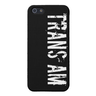 Trans Am iPhone Case iPhone 5 Case