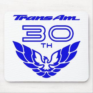 Trans am mouse pad
