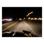 Trans Am Night View Posters