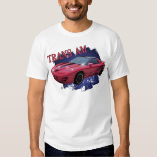 Trans Am Red & Ready Shirts