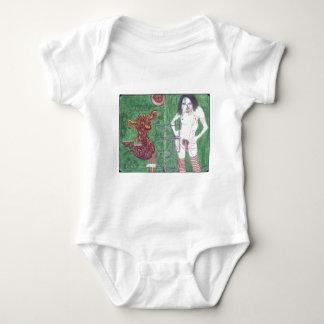 trans baby bodysuit