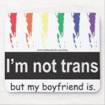 Trans Boyfriend Mousepad