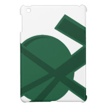Trans Forest Portal Right iPad Mini Case