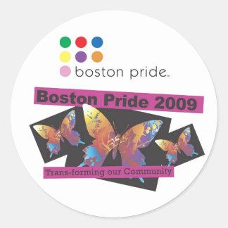 Trans-form Sticker Large