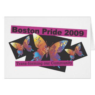 Trans-forming Greeting Card