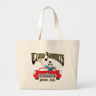 Trans Jammers Racing Club Tote Bags