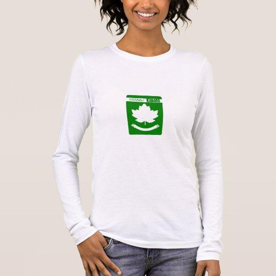 trans/ Kanada Long Sleeve T-Shirt