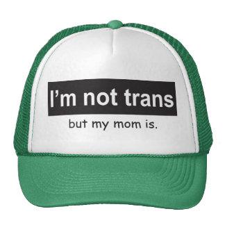 Trans Mom Trucker Trucker Hats