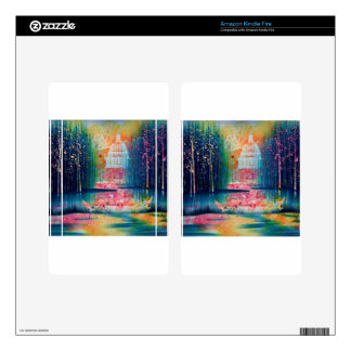 TRANS PACIFIC KINDLE FIRE SKINS