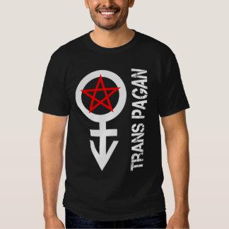 Trans Pagan Dark Tshirt! Tee Shirt