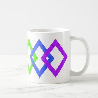 TRANS PRIDE DIAMONDS copy Mug