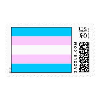 Trans Pride stamps